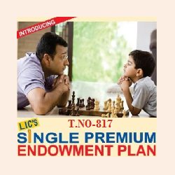 LIC SINGLE PREMIUM CHILD PLAN